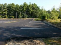 Pelham, NH Driveway Parking Lot Paving