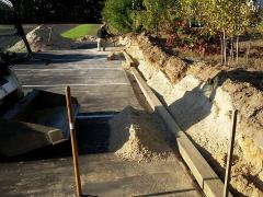 Pelham, NH Retaining Wall Construction