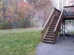 Pelham, NH Irrigation System Blowout