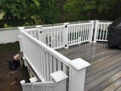 Pelham, NH Deck Transformation