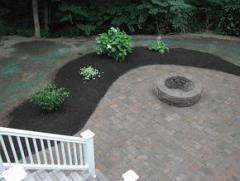 Pelham, NH Walkway, Patio & Firepit