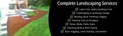 Salem, Windham, Pelham NH MA Complete Landscaping Services