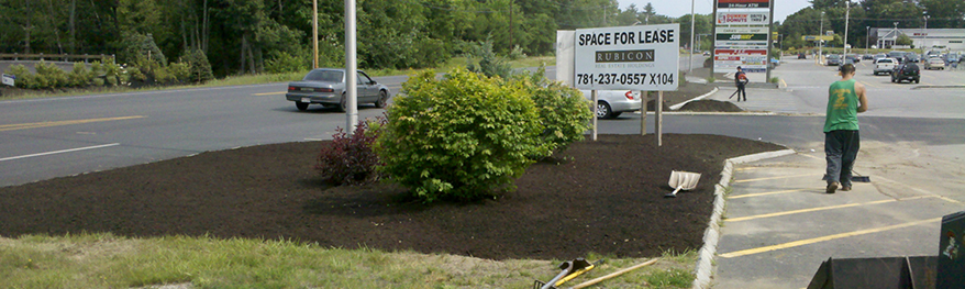 Salem, Windham, Pelham NH MA Commercial & Residential Mulching Services