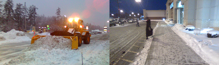 Salem, Windham, Pelham NH MA Commercial Snow Plowing & Removal
