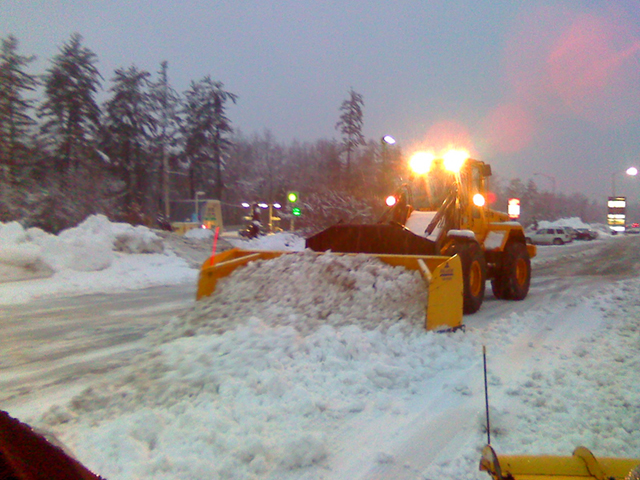 Pelham NH Commercial Snow Plowing & Snow Removal