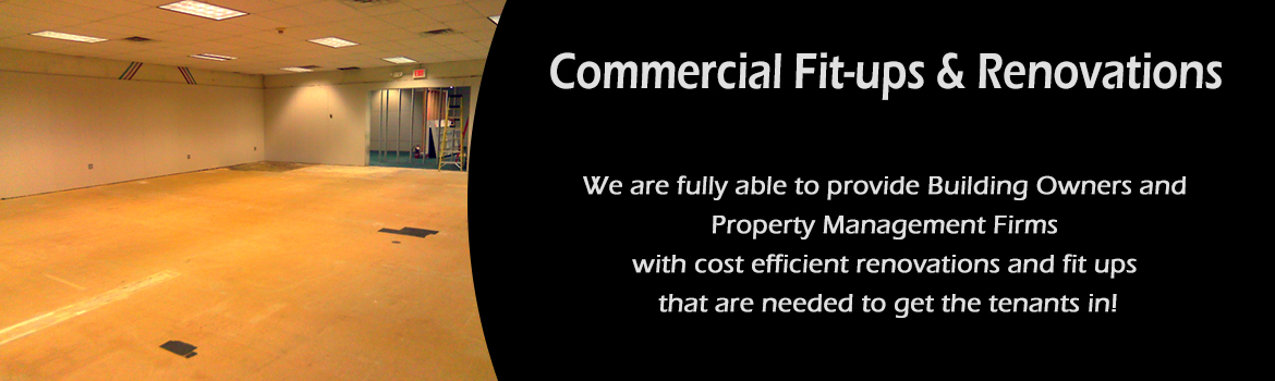 NH Commercial Fit-ups and Renovations
