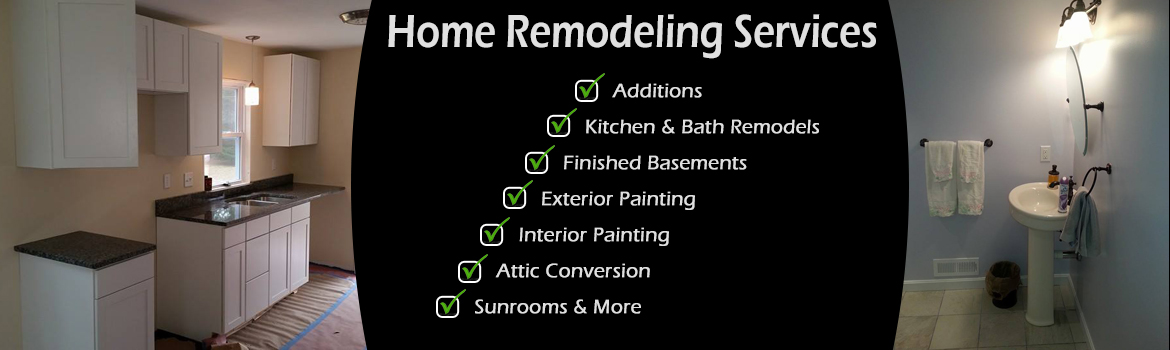 Salem, Windham, Pelham NH MA Home Remodeling