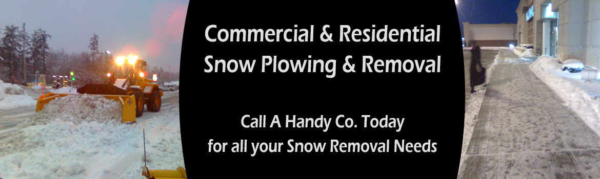 Commercial Snow Plowing & Snow Removal