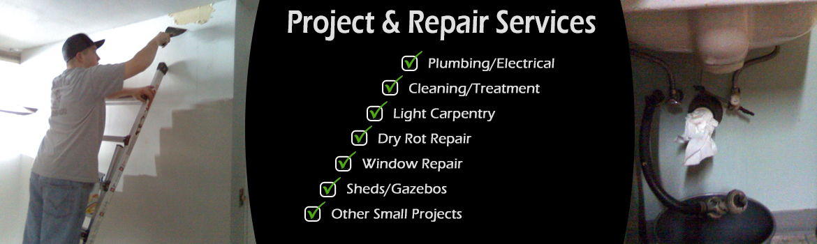 Salem, Windham, Pelham NH MA Home Repairs & Home Projects
